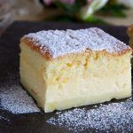 gâteau magique à la vanille avec Thermomix