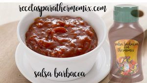 Sauce barbecue avec thermomix