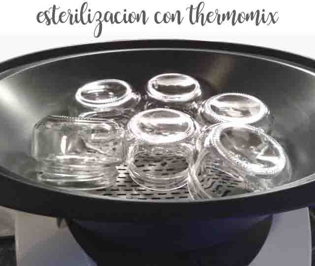 Astuce : stériliser avec la thermomix