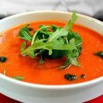 Soupe de tomates au Thermomix