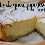 Gâteau au fromage japonais avec thermomix