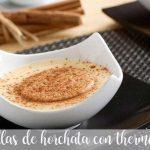 Horchata Custard avec Thermomix