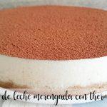 Gâteau au lait de meringue au Thermomix