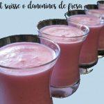 Petit suisse ou danoninos à la fraise avec thermomix