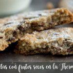 Cookies aux noix dans le Thermomix