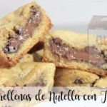 Biscuits Farcis au Nutella avec Thermomix