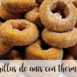 Beignets d'anis au thermomix
