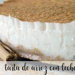 Gâteau aux Riz au lait avec Thermomix