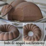 Gâteau au chocolat Nesquik avec Thermomix