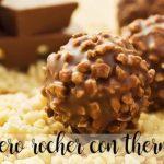 Ferrero Rocher avec thermomix
