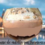 Mousse Nutella au Thermomix