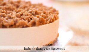 Gâteau Donut au Thermomix