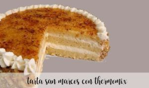 Gâteau San Marcos sur Thermomix