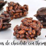 Chocolate Rocks avec Thermomix