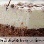 Gâteau au chocolat bavarois au Thermomix
