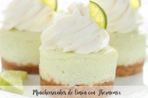 Minicheesecake au citron avec Thermomix