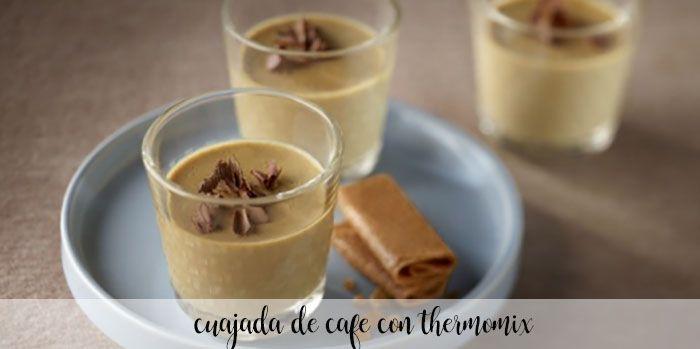 Café au lait clair au thermomix