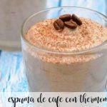 Mousse de café au thermomix