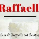 Raffaello liqueur au thermomix