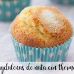 Cupcakes à la crème avec thermomix