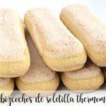 Gâteaux éponge Thermomix