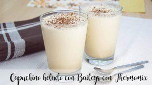 Cappuccino glacé avec Baileys avec Thermomix