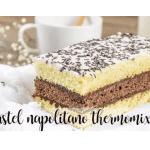 Gâteau napolitain avec Thermomix
