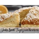 Gâteau Saint-Tropez avec thermomix