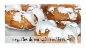 Donuts San Isidro avec thermomix