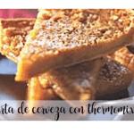 Gâteau à la bière avec Thermomix