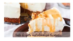 Gâteau au fromage australien avec Thermomix