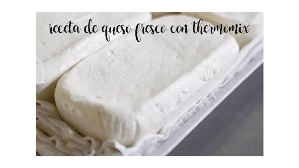 Faire du fromage frais avec Thermomix