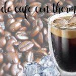Liqueur de café avec Thermomix