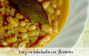 Riz aux haricots au Thermomix