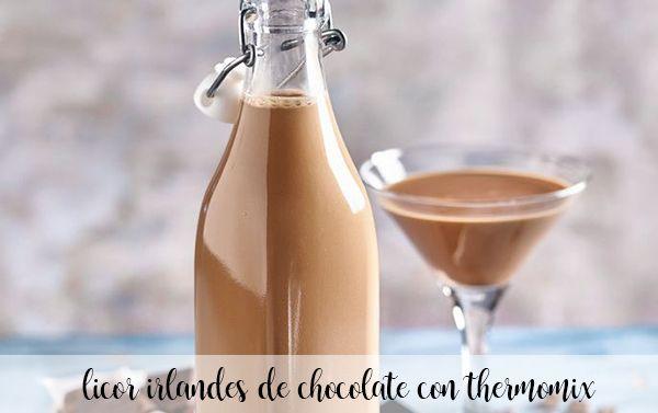 liqueur de chocolat irlandais au thermomix