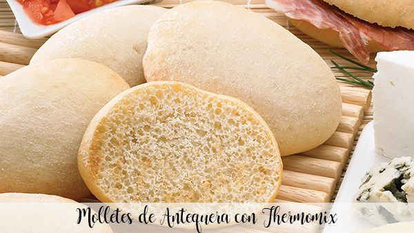 Muffins Antequera au Thermomix