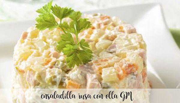 Salade russe au pot GM
