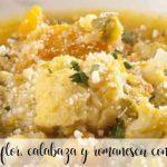 Soupe de chou-fleur, potiron et romanescu au Thermomix